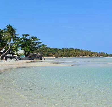 サムイ島カンダブリのビーチ11