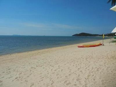 サムイ島の写真・サンセットビーチ014