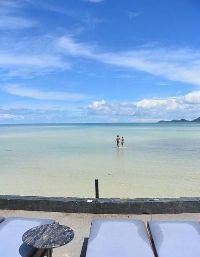 サムイ島 カーサ デ マールのビーチ22