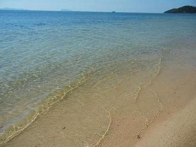 サムイ島の写真・サンセットビーチ017
