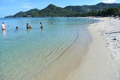 サムイ島の美しいビーチ20