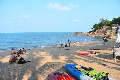 サムイ島のビーチ3