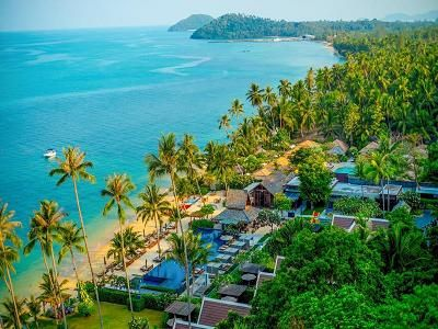 サムイ島のホテル2