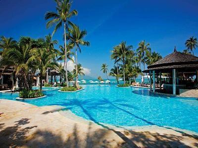 サムイ島チョンモンビーチのホテル3