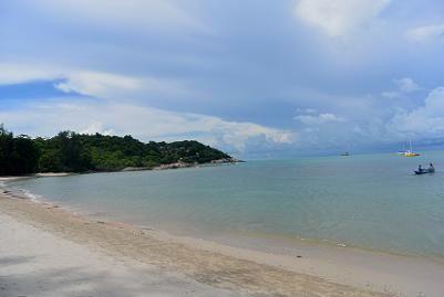 サムイ島チョンモンビーチ13