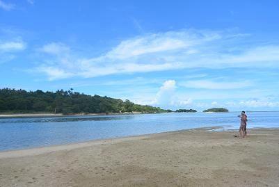 サムイ島のマトラン島周辺のビーチ16