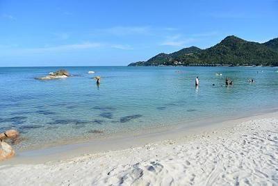 サムイ島の美しいビーチ18