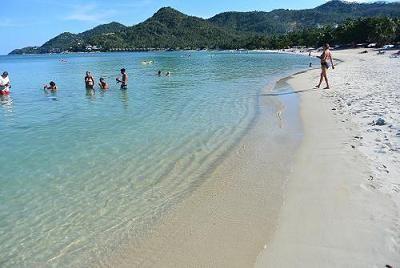 サムイ島の美しいビーチ21